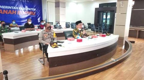 Fhoto Sertijab Anggota Polres TNB_11